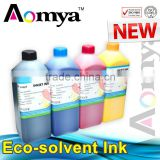 Factory direct Wholesale price!! Eco solvent ink bottle ink For Roland Mutoh DX7 head. Bulk ink for sale!!