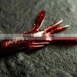 80mm 7.7g cheap plastic soft lure