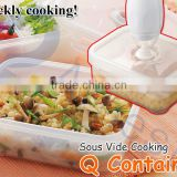 cookware kitchenware cooking kitchen accessories utensils equipment lunch bento box sous vide food container case