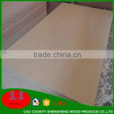 Chinese melamine particle board in sale flakeboard wave white melamine mdp for round computer desk