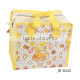 Fashion promotional eco friendly waterproof breathable shopping bag