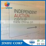 ACP Signage Panel, Advertisement Board, Digital printing aluminum composite panel, Alushine brand