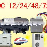 Air conditioners for caravans motor homes marine and commercial mobile accommodation air cond with electric compressor