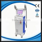 2016 E light laser beauty equipment hair remvoal beauty device for pore removal