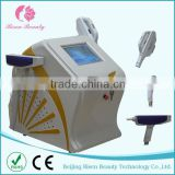 Armpit / Back Hair Removal Skin Rejuvenation Beauty Equipment Hair Removal IPL Elight SHR RF Q Switched Laser Hair Removal Laser IPL With CE Medical