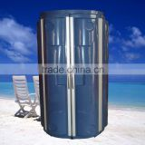 INQUIRY ABOUT Stand up skin solarium for sale with German tubes tanning beds wholesale solarium tanning bed F6