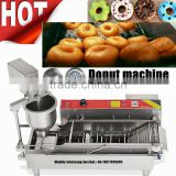 Stainless steel equipment for the production of donuts, yeast donut machine, donuts frying machine