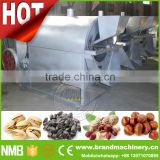 sesame seeds roaster machine, pine nuts roasting machine, corn cob roasting machine
