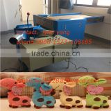 Polyester fiber / cotton carding / opening and filling machine pillow processing machine