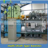 BGH series multi-shaft type booster air compressor