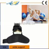 Alibaba Express adjustable lace up ankle support brace 2016