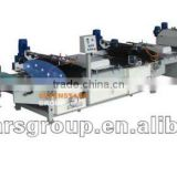high glossy two color PVC ceiling printing machine