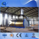 Diesel Fuel Oil Recycling Machine with No Pollution in the Process/Oil Refinery Reactor Make Black Into Golden Yellow
