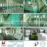 Maize Flour Mill Plant