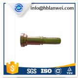 Metric hydraulic fittings, JIC and SAE fittings