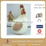 14 Inch Antique Home and Garden Decorative Rooster Figurine