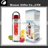 Amazon Hot Selling Wholesale Cheaper BPA Free Water Bottle Fruit Infuser