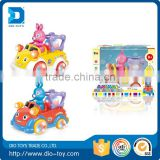 best selling items musical and lighted bo universal plastic car toys with CE certificates