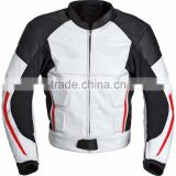 Men's racing Motorbike Leather Jacket