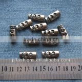durable plastic string stopper for garments 23*8.8mm
