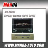 Manda 2 din car dvd for Fiat Viaggio (2012-2013) in-dash sat nav touch screen dvd gps autoradio