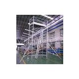 Tublar All - Around Aluminum Mobile Tower Scaffold Portable Scaffolding