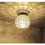 Personalized crystal ceiling light aisle lights corridor lights entrance lights hallway lights balcony lighting lamps