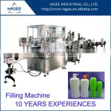 automatic small perfume bottle filling capping and labeling machines packing production line