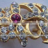 Costume jewelry brooch exporter, Costume jewellery brooch manufacturer