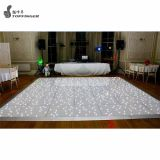 Cheap Price Wireless White Portable Led Light Up Dance Floor For Sale