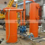 Economical waste incineration process machine gasifier household waste incinerator