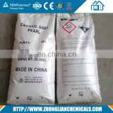 Manufacturer price caustic soda flakes 99% for Africa markets