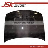 FOR MUGEN STYLE CARBON FIBER HOOD BONNET WITHOUT HOLE FOR 1994-1997 HONDA ACCORD (JSK121317)