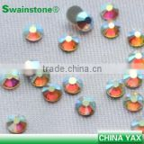 M0831 flat back rhinestone non hot fix;non hot fix flat back rhinestone;rhinestone flat back non hot fix