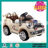 Wholesale plastic toy baby car hot sales toy electric cars for kids