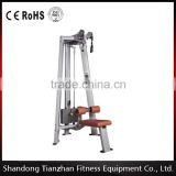 Dual-Pulley Lat Pulldown Tower/TZ-5031/multifuctional exercise sport gym equipment/plate loaded fitness machine