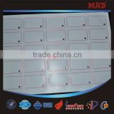 MDRI14 HOT!!!!rfid uhf wet inlay dry/wet rfid inlay hf uhf inlay china manufacturer cheap nfc label/rfid tag/card