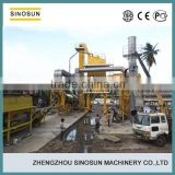 Wide range of production and application, 40-320TPH asphalt plant, Stationary Bitumen Mixing Plant