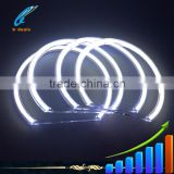 B-Deals new products car accessories led cob angel eyes e36 for bmw f30 e90 e92 e93 m3 e46 compact