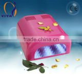 SD-37 UV Nail Lamp LED 36 Watt With 4 UV Light Bulbs                                                                         Quality Choice