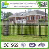 Backyard Metal Steel Iron Fence Panels Designs Philipines