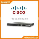 cisco fiber optic switches SF500-24P