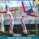 high quality custom logo advertising dancing man inflatable sky tube air dancer                                                                         Quality Choice