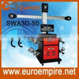 Electro-Hydraulic 4 Post Lift FOR WHEEL ALIGNMENT repair parking equipment