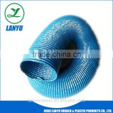 Flexible large diameter PVC suction hose plastic water hose