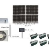 split unit solar air conditioner