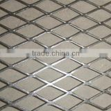 Stainless Steel 304 Expanded Plate Metal Mesh(expanded metal grating)
