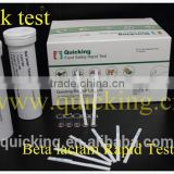 milk test antibiotic residues test kit beta-lactam test kit manufacturers looking for distributors beta-lactam test kit strip