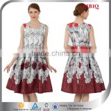girls beautiful model dresses new short party dress patterns western style korean cute floral designer dresses