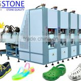 EVA Sole Machine\EVA Foam Production Line\Crocs Slipper Machine\EVA Injection Molding Machine JL-198